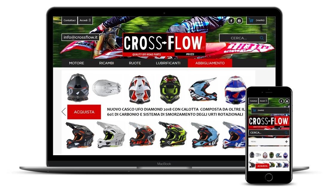 ecommerce crossflow